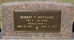 Robert V Weygand