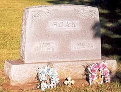 George William Boak
