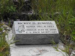 Rickey Donald Powell