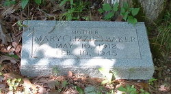 Mary Lizzie Baker
