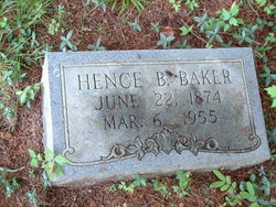 Hence B Baker