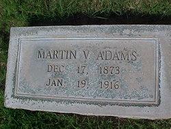 Martin V. Adams