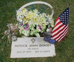 Patrick John Dorsey