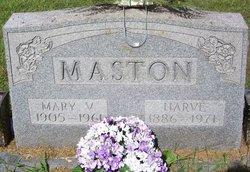 Mary V <i>Crooks</i> Maston