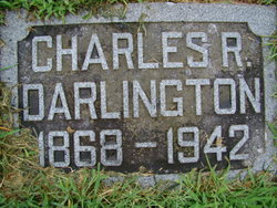 Charles R Darlington