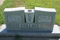 Manuel A Collins