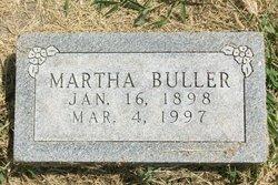 Martha Buller