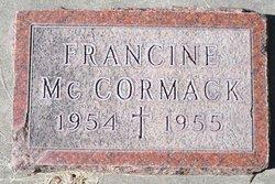 Francine Claire McCormack