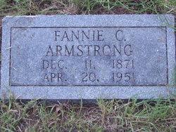 Fannie C. <i>Englebert</i> Armstrong