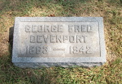 George Fred Devenport