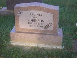 Arminta Mint Robinson