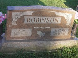 Burnam Robinson