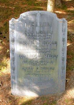 Asa Melvin