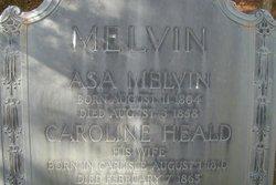 Caroline <i>Heald</i> Melvin