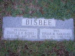 Vivian M. <i>Hammond</i> Bisbee