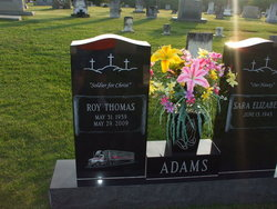 Roy Thomas Adams