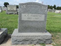 Acques C Ambrose