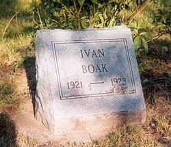 Ivan Arlan Boak