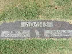 James Williford Adams