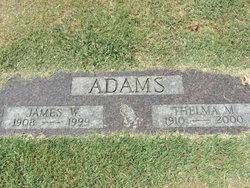 Thelma Marie <i>Miner</i> Adams
