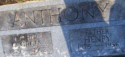 Henry Anthony