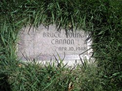 Bruce Young Cannon