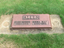 Frank Edward Allen