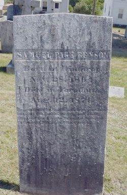 Samuel Page Benson