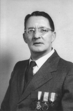 Harold Sandford Mugford