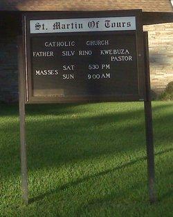 Saint Martin de Tours Cemetery