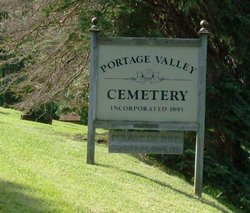 Portage Valley Cemetery