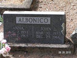 John D Albonico