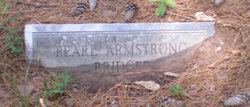 Pearl <i>Armstrong</i> Bridger