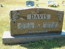 Hoyt Timberlake Davis