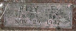 Roy Elbert Conley