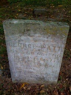 George Watt, Sr