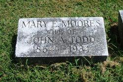 Mary Eliza <i>Moores</i> Todd
