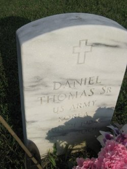 Daniel Earnest Thomas, Sr
