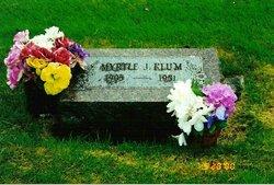 Myrtle Jeanette <i>Moe</i> Klum