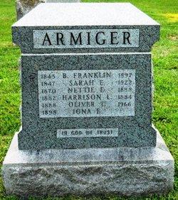 Iona E. <i>Spriggs</i> Armiger