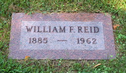 William Forsythe Reid