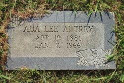 Ada Lee <i>Lesley</i> Autrey