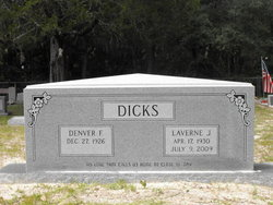 Laverne <i>Johnson</i> Dicks