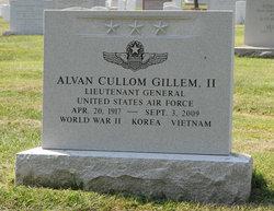 Gen Alvan Cullom Gillem, II