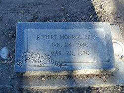 Robert Monroe Beck
