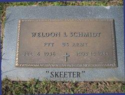 Weldon Lester Skeeter Schmidt