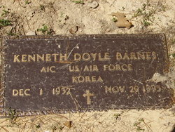 Kenneth Doyle Barnes