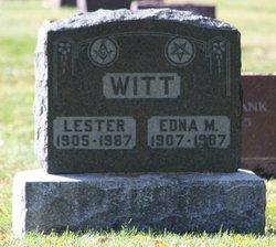 Edna Mae <i>Jump</i> Witt