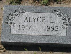 Alyce Lorraine <i>Fickett</i> Bender
