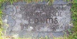 Albert Leslie Adams